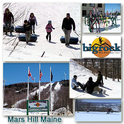 Maine Winter Fun In The Sun And Snow!