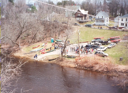84 Racers In This Years Maine River Race