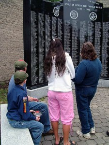 Veterans, Relatives, Others..We Had Respect For Others Growing Up in Maine.
