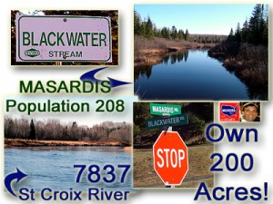 Maine Land For Sale..This 200 Acres In Masardis Maine.