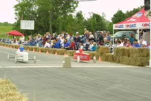 Making Our Own Fun In Maine Is a Local Volunteer Operation..Like ME Soap Box Derby Car Racing.