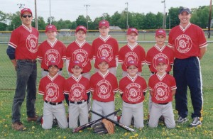 Spring Means Little Leaguers, Like The MOOERS REALTY Team Is Training, Dreaming, Learning.