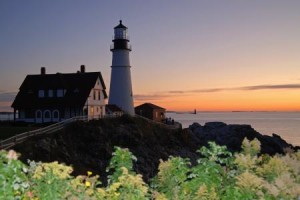 Maine, Lots Of Flavors, Meaning To That Word When Talking Vacationing.