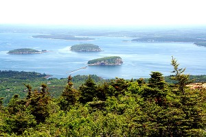 "Islands In Maine, They Attract Folks To ""Vacationland"""