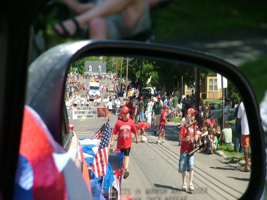 Small Town Parades Over 4th Of July Special!