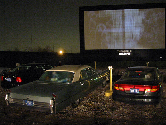 outdoor movie theatres drive ins are 75 years old