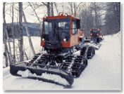 High Powered Maine Snowmobiliers Can Mess Up An ITS Trail System.