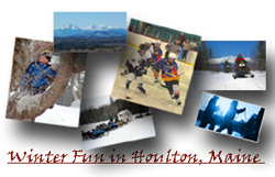 Winter Outdoor Recreation Is Fun If You Are Dressed Warmly.
