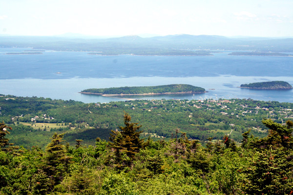 Maine, Clean Water Are Just Two Words To Described It.