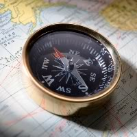 Maine, Point That Compass North.