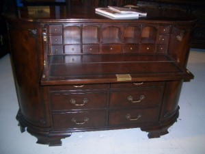 Collecting Memorable Events In A Family, Storing Them In A Writing Desk