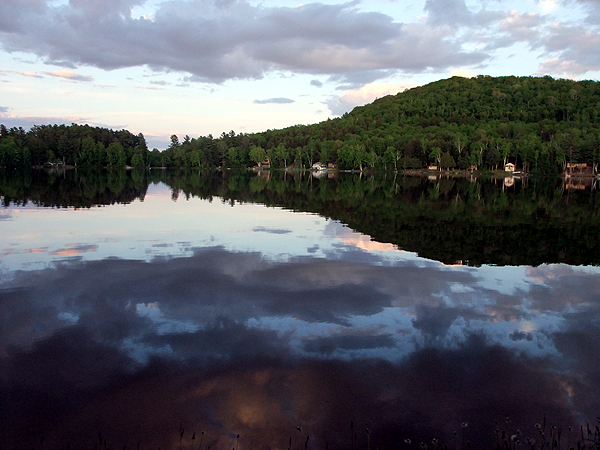 You Can Learn A Lot On A Maine Lake.