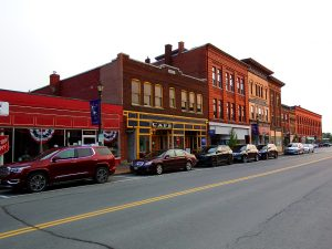 houlton maine downtown photo