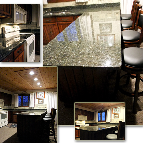 Natural Stone, Granite Counter Tops Last, But Are Pricey. You Better Like Them.