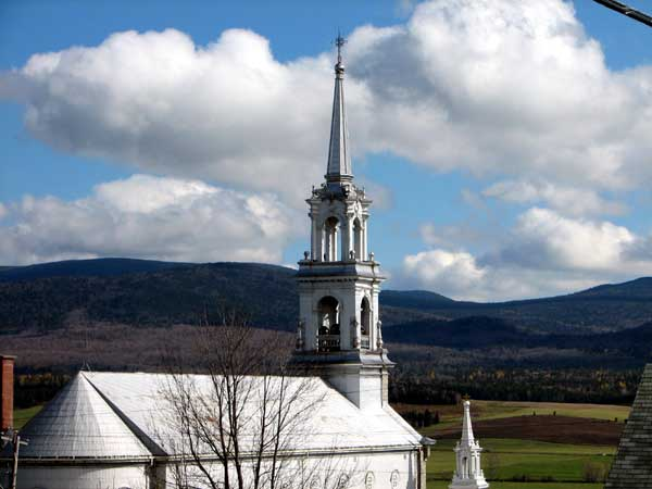 Churches In Maine, Sometimes Their Use Changes To Survive, Keep Standing.