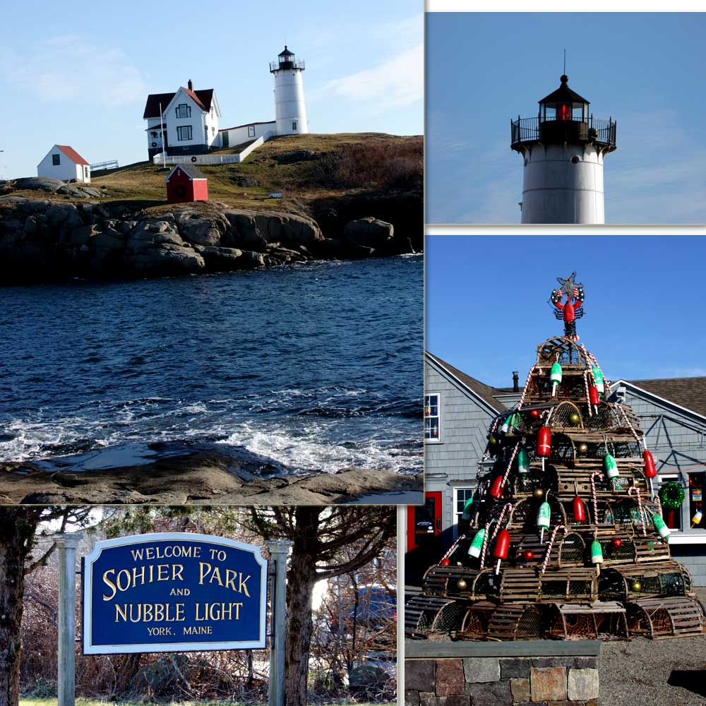 Make Time To Take In A Maine Lighthouse Or Two To Clear Your Head, Heart.