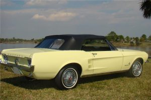 1967 mustang ford car