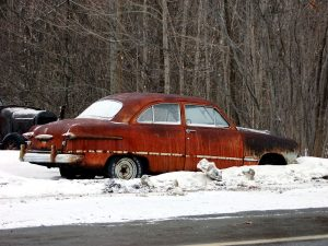 old cars in maine