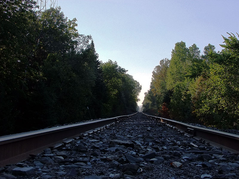 Maine Railroads, Not Wjhat They Were, Can Be.