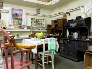 Maine Antique Wood Cook Stove
