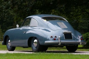 Maine Porsche Car For Blueberry Pie.