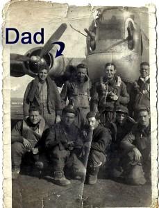 John R Mooers B-24 Bomber Tail Gunner