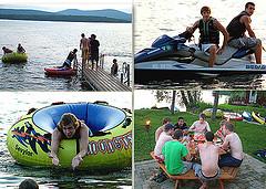 Maine Lake Sounds.