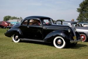 Old Cars, Hudson Terraplane A Classic.