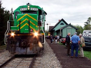 Maine Trains, Big Part Of A Rich History.