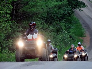 Maine Four Wheelers.