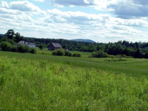 Maine Small Farm Land Photo