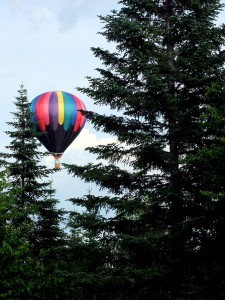 Maine Wind Powered Balloon