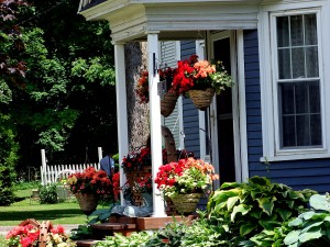 Maine House Flowers.