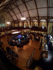 Portland Maine Restaurant Options, Grace Is One.