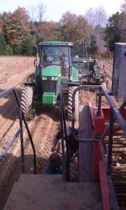 john deere maine farm machinery