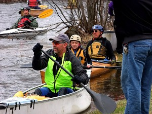 Maine Canoe Races