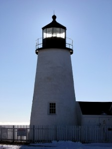 Maine Is Lighthouses.