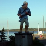 Eastport Maine Fisherman