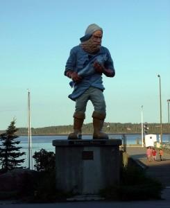 Eastport Maine Fisherman
