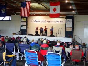 Bluegrass Music In Maine.