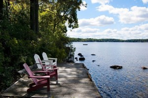 Relaxing, Living In Maine