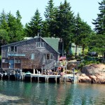 Maine Coastal Sights, Photos.