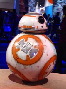 BB8 NewStar Wars Droid.
