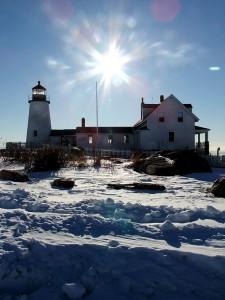 Maine Winter Weather.
