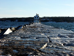 Rockland Maine Lighthouse