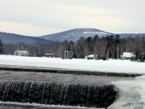 maine winter photo
