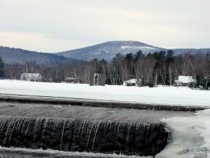 maine winter photo