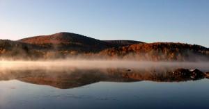 maine lake photo