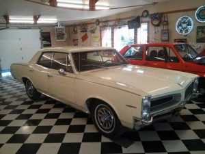 muscle cars, ponticas gto tempest