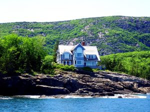 Home In bar Harbor Maine